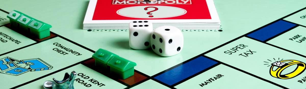 Monopol Brädspel