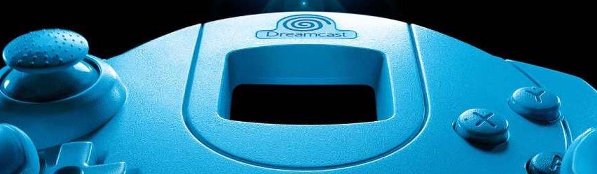 Sega Dreamcast tv-spel